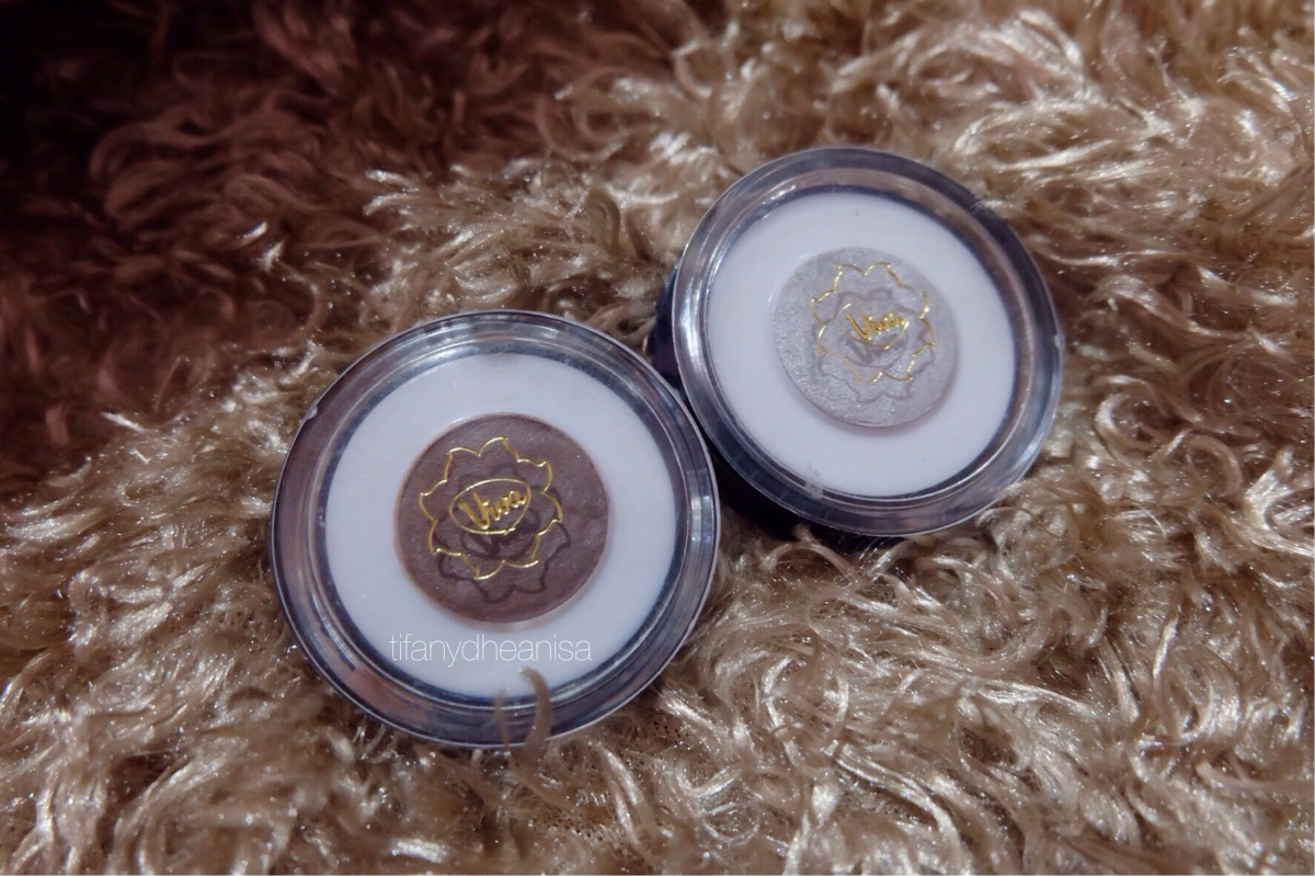 Viva Eyeshadow Cream Coklat & Silver - Produk Local Review